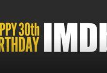 Photo of La Internet Movie Database (IMDb) cumple 30 años