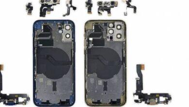 Photo of iPhone 12 es desarmado en video para encontrar que es bastante simple de reparar