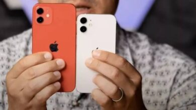 Photo of Video: así de pequeño es el iPhone 12 Mini