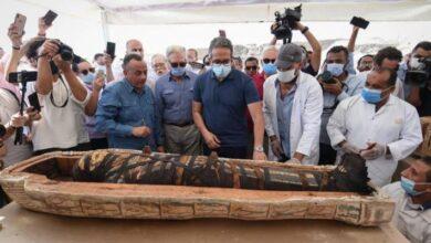 Photo of ¿Fue una buena idea? Hallaron 59 sarcófagos del antiguo Egipto y destaparon uno