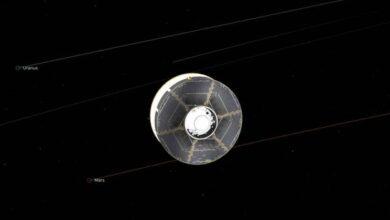 Photo of NASA: el Perseverance Rover que viaja hacia Marte ya completó la mitad del recorrido ¿Cuántos kilómetros le quedan por delante?