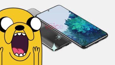 Photo of Samsung Galaxy S21 (o Galaxy S30) se deja ver en primeras imágenes y luce raro