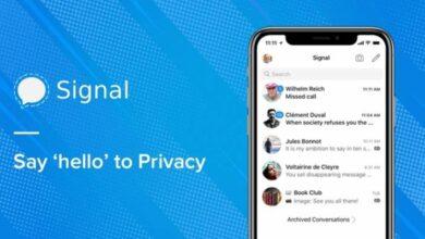 Photo of Signal ofrece novedosas características para chats grupales en nueva actualización