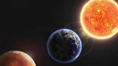 Photo of Astronomía: La Tierra y Marte están cerca y lo podrás ver esta semana en el cielo nocturno