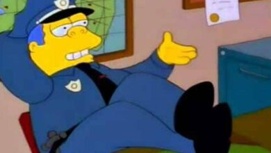 Photo of Los Simpson: la comisaría oculta un secreto que pocos han notado