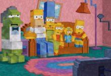 Photo of Minecraft: Los Simpson y otras tres series en donde apareció el juego y no recuerdas