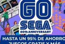 Photo of Steam: SEGA celebra su 60 aniversario con descuentos y juegos gratis