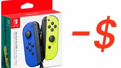 Photo of Nintendo reducirá en precio de los Joy-Con gracias al controversial Joy-Con Drift