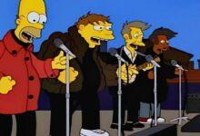 Photo of Los Simpson: un mensaje subliminal se esconde en una canción si se toca al revés