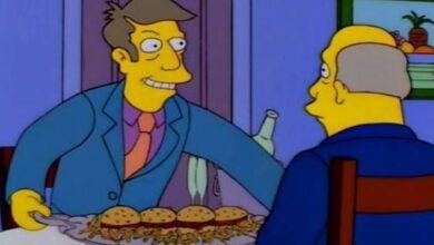 Photo of Los Simpson tienen una extraña conexión con la famosa obra Les Miserables