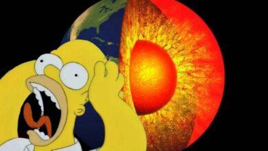 Photo of Los Simpson: lo que hay en el centro de la Tierra cambia por completo la manera en que vemos la serie