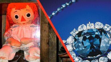Photo of Annabelle, vestidos de novia y otros tres objetos que realmente están embrujados