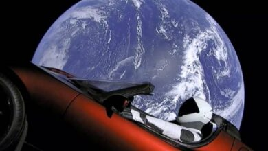 Photo of SpaceX: el roadster de Elon Musk acaba de pasar junto al planeta Marte