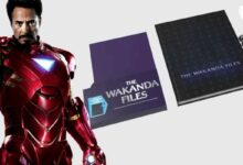 Photo of MCU: los diarios de Iron Man son publicados en The Wakanda Files