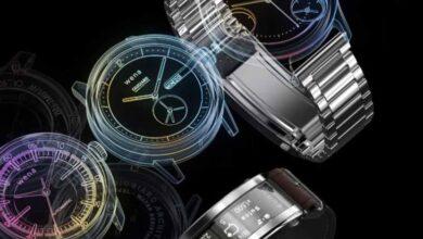 Photo of Así son las nuevas correas inteligentes de Sony para usar con cualquier reloj