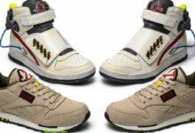 Photo of La espectacular colección de sneakers de Cazafantasmas, por Reebok