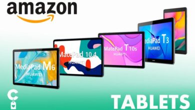 Photo of Amazon te adelanta el Black Friday con estas tablets de Samsung y Huawei a precios rebajados