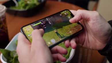 Photo of Fortnite puede volver al iPhone… de la mano de GeForce Now y a través de Safari