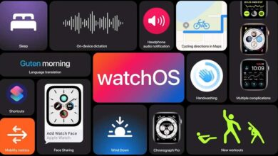 Photo of Apple lanza la versión Release Candidate de watchOS 7.1 y de tvOS 14.2