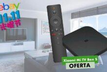 Photo of Chollo: por el 11 del 11 tienes la Xiaomi Mi TV Box S en eBay a unos ajustados 45,89 euros