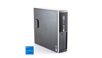 Photo of El ordenador más vendido de Amazon es este sobremesa de HP, con más de 850 valoraciones, y que hoy puedes llevarte por 155 euros