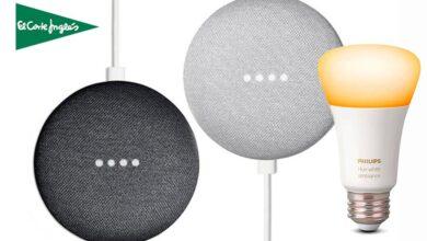 Photo of Chollazo: el Google Nest Mini con una bombilla Philips Hue te sale por unos 55 euros menos en el Día Mundial del Shopping de El Corte Inglés