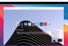 Photo of macOS Big Sur se adapta a Apple Silicon: el evento promete un rendimiento del sistema nunca visto