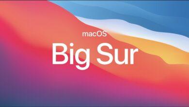 Photo of Apple lanzará este jueves Big Sur, la nueva versión de su sistema operativo macOS