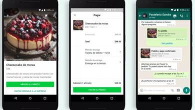 Photo of WhatsApp estrena botón de compras con catálogo de productos y pagos desde la propia aplicación