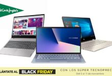 Photo of El Corte Inglés te adelanta el Black Friday con rebajas en portátiles Lenovo, HP o MSI