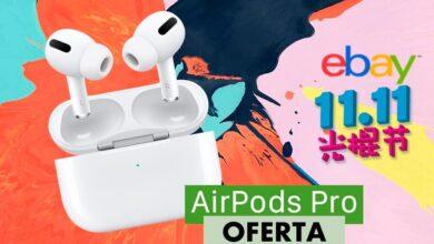 Photo of Los AirPods Pro tampoco se pierden el Singles Day: en eBay los tienes por sólo 188 euros