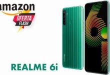 Photo of Oferta flash en Amazon para el Realme 6i: hasta las 22:00 lo tienes rozando su precio mínimo, por 119 euros