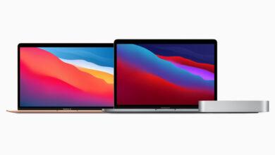 Photo of Más detalles de los nuevos Mac con Apple Silicon M1: Wi-Fi 6, nuevas teclas función, pantallas 6K, sin eGPU y más