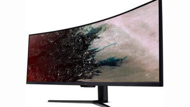 Photo of Acer Nitro EI431CRPbmiiipx: un bestial monitor gaming con una rebaja igual de bestial. Lo tienes por 200 euros menos en Amazon