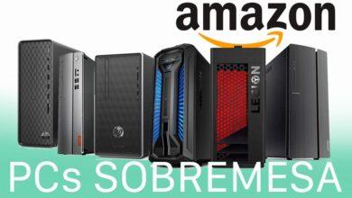 Photo of HP, Lenovo o Medion: PCs de sobremesa para jugar o trabajar con los que adelantarte al Black Friday en Amazon