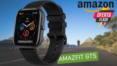 Photo of Hasta la medianoche, tienes en oferta flash en Amazon la autonomía bestial del Amazfit GTS por sólo 102 euros