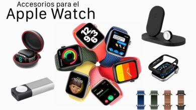 Photo of Útiles y baratos: los 16 mejores accesorios para el Apple Watch por menos de 120 euros