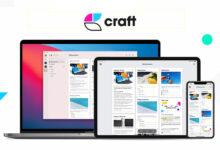 """Photo of Craft es la alternativa perfecta a Notion para macOS, iOS y iPadOS: diseño y experiencia que """"devuelve la alegría a la escritura"""""""