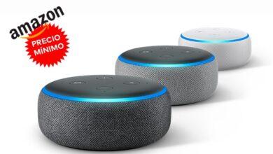 Photo of Amazon contraataca al Google Nest poniendo el Echo Dot de 3º generación a precio de Prime Day: lo tienes por sólo 19,99 euros