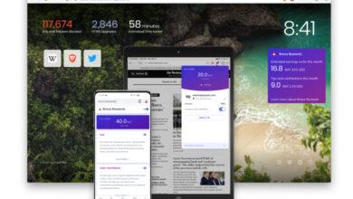 Photo of Brave alcanza los 20 millones de usuarios activos mensuales un año después de salir de beta