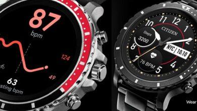Photo of Citizen CZ Smart, un smartwatch de corte clásico con Wear OS, GPS y pagos móviles con NFC