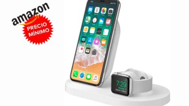 Photo of Chollazo: cargar tu iPhone y tu Apple Watch cada noche sale baratísimo con la Belkin Boost Up a su precio más bajo en Amazon, por unos 67 euros de risa