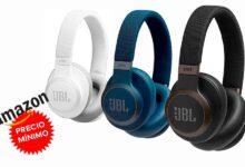 Photo of Chollazo a precio mínimo en Amazon: los auriculares JBL Live 650BTNC están superrebajados en el adelanto del Black Friday, a 99,99 euros
