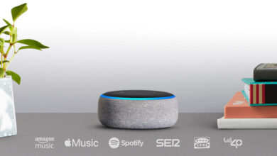 Photo of Llévate 6 meses gratis de Music Unlimited y un Echo Dot, el altavoz inteligente con Alexa, a precio de escándalo en el anticipo del Black Friday 2020 de Amazon