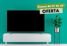 Photo of La Xiaomi Mi TV 4S de 55 pulgadas es un chollazo en el Black Friday de MediaMarkt: la tienes por 349 euros con 100 de rebaja