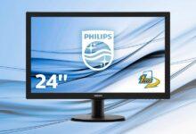 Photo of ¿Buscas monitor económico? En Amazon tienes el equilibrado Philips 243V5LHSB/00 por sólo 84,90 euros