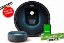 Photo of Más barato todavía: el pack con el Roomba 981 y el Echo Dot tiene un nuevo precio mínimo en Amazon de 419 euros