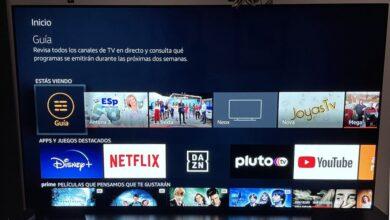 Photo of Amazon ahora ofrece canales de televisión en directo en los Fire TV: esta es la oferta y así funciona la sección 'En Vivo'