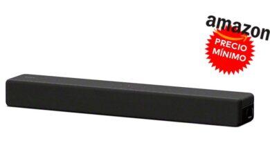 Photo of La barra de sonido Sony HTSF200 también está a precio mínimo en Amazon como adelanto del Black Friday: la tienes por sólo 125 euros