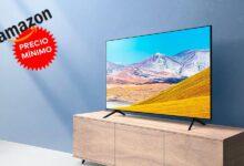 Photo of Amazon tiene a precio mínimo la Samsung Crystal UHD 2020 50TU8005: 50 pulgadas 4K por 399 euros